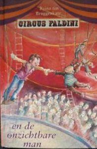 Circus Faldini en de onzichtbare man