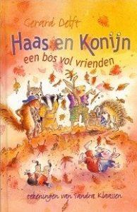 Haas en Konijn en een bos vol vrienden